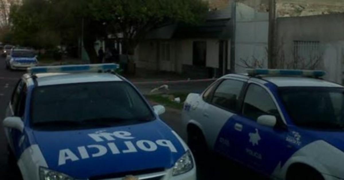 Entradera fatal: un muerto y dos heridos en zona oeste