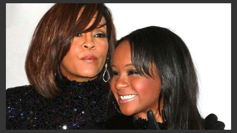 Bobbi Kristina era la única hija del matrimonio de Whitney Houston y Bobby Brown.