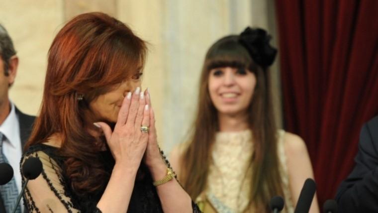 Florencia Kirchner Embarazada: Afirman Que Florencia Kirchner Está Embarazada