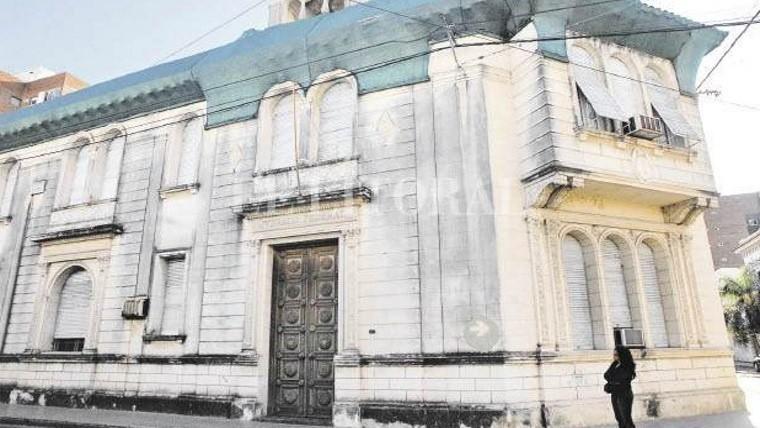 Ex directora de la casa de la joven detenida por trata for Juzgado federal rosario