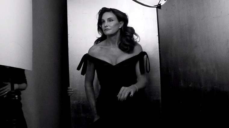 Con ustedes, Caitlyn Jenner.
