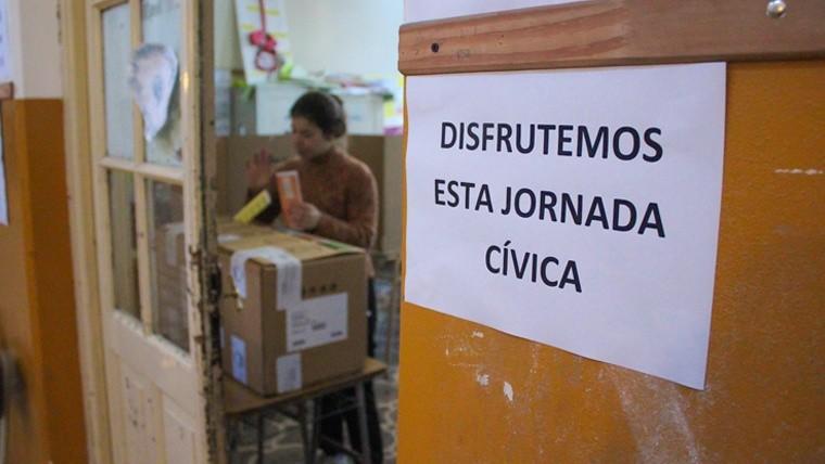 ¡Ya se puede votar! Comenzaron las PASO legislativas