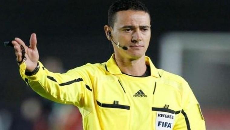 Argentina y Chile será arbitrado por el colombiano Roldán