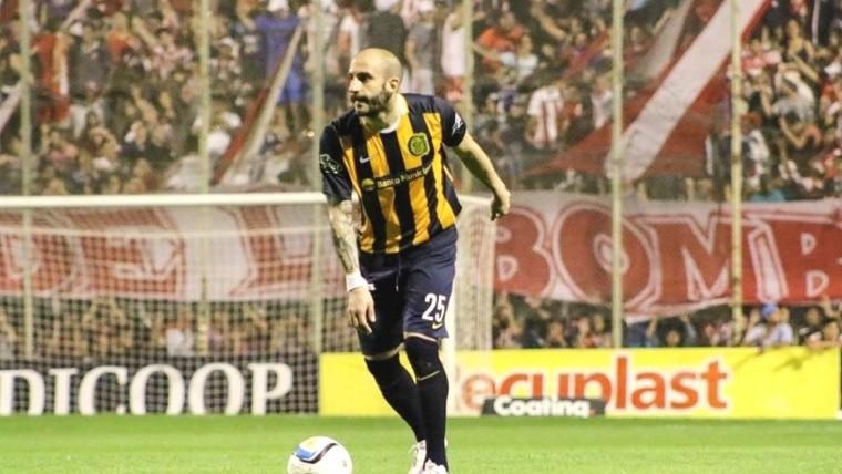 Pinola, uno de los mejores defensores del fútbol argentino