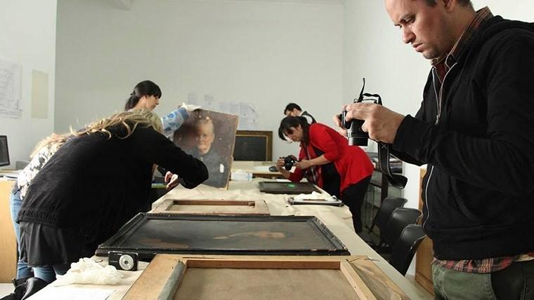 El Arte y la Ciencia: La restauración
