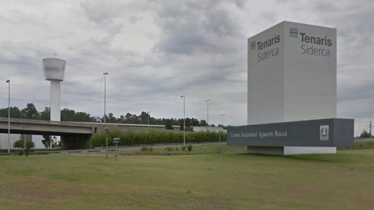El conflicto afecta a la planta de Tenaris Siderca.