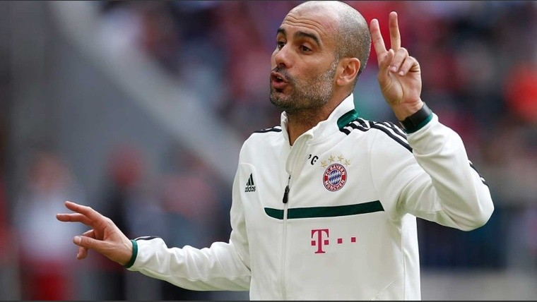 Guardiola está en Munich.