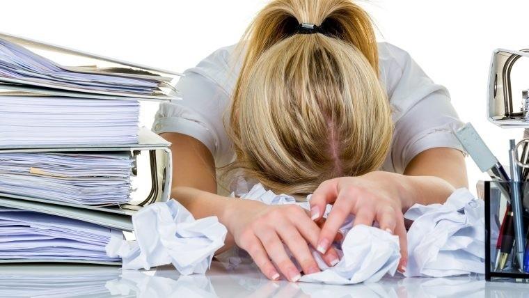 sndrome de exausto burnout