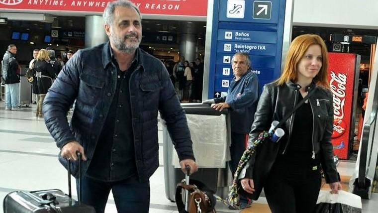 URUGUAY: Jorge Rial confirmó reconciliación con Agustina Kämpfer