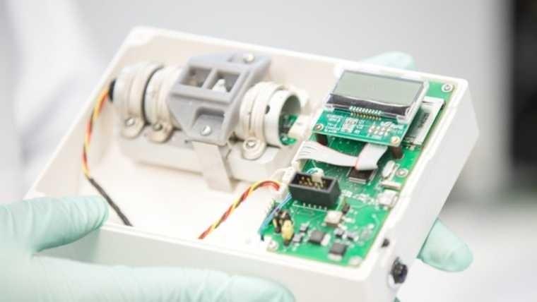 Dispositivo que detecta la malaria en 5 segundos