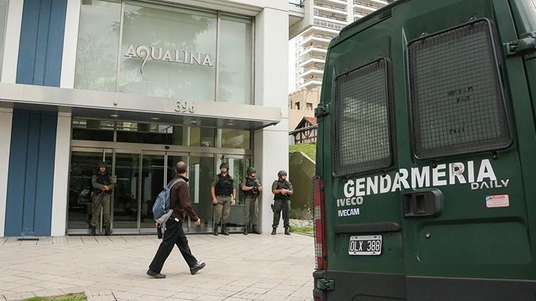 Nuevos allanamientos por lavado de dinero y fraude en el centro de Rosario