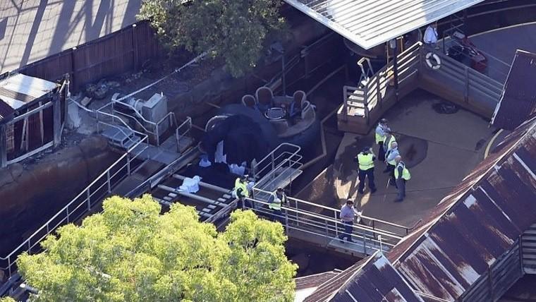 Cuatro muertos en el parque temático más grande de Australia