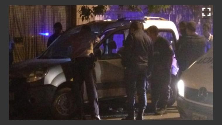 Un hombre fue baleado en Santa Fe