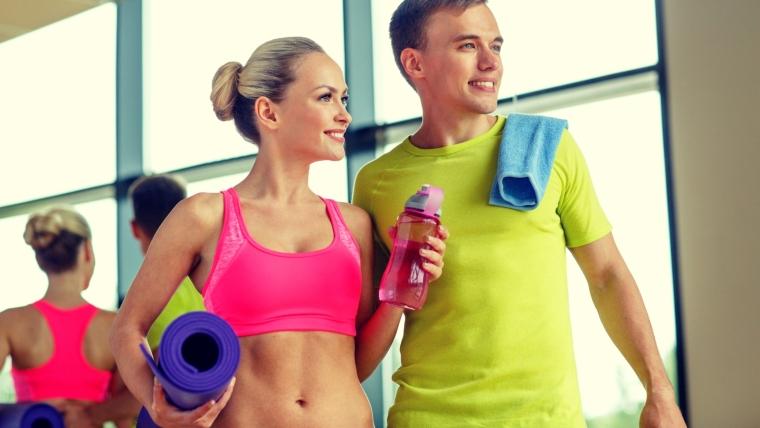 Tips para vestir 39 cool 39 para ir al gimnasio for Gimnasio fitness rosario