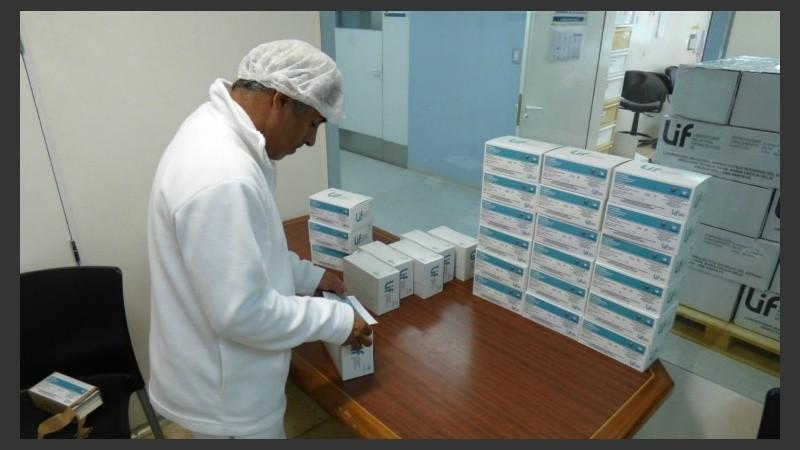 Los recursos son para la compra de equipamiento e insumos, y contratación de recursos humanos.