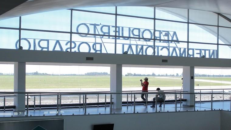 Resultado de imagen para Aeropuerto Rosario
