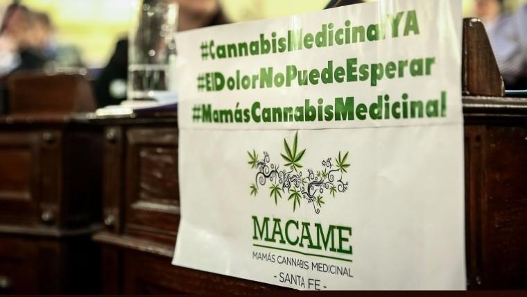 Santa Fe aprobó por ley el uso medicinal del cannabis