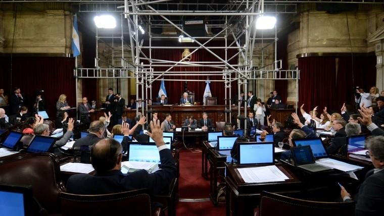 El Senado debatirá el miércoles el Presupuesto