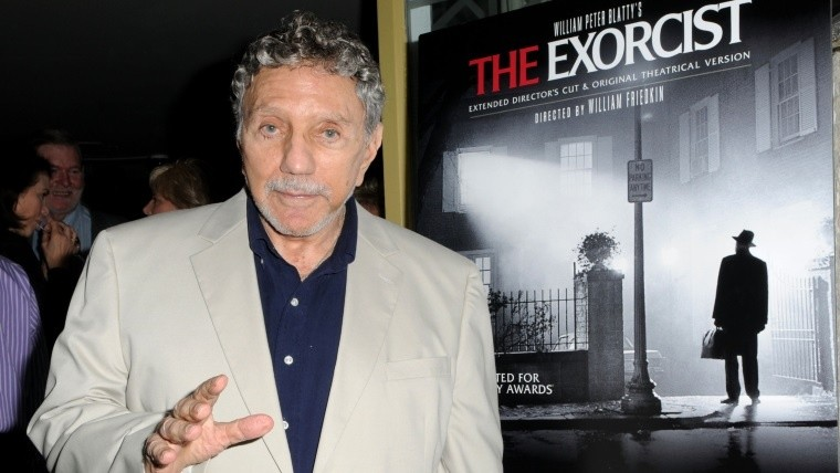 William Peter Blatty murió a los 89 años.