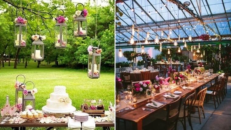 Las últimas tendencias en decoración de bodas | Rosario3.com ...
