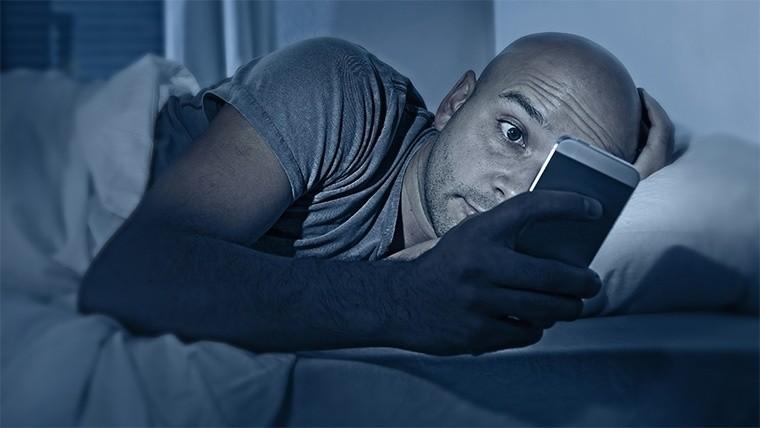 Resultado de imagen para habitos que impiden conciliar sueño