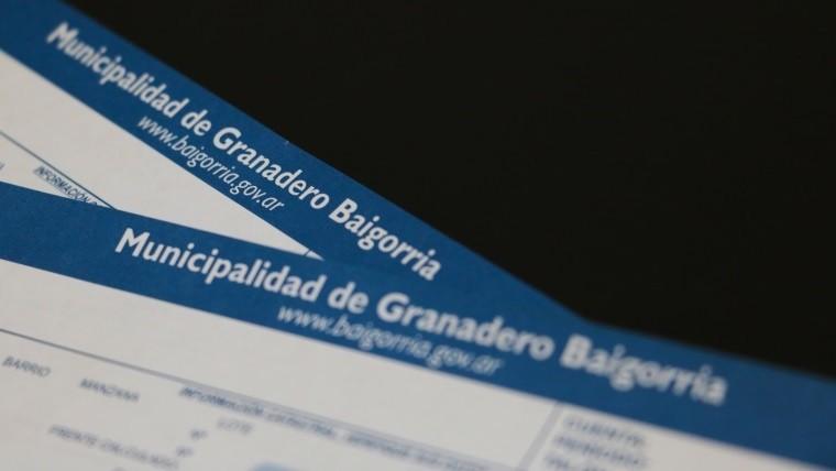 El municipio de Baigorria concede descuentos a los que cancelen multas.