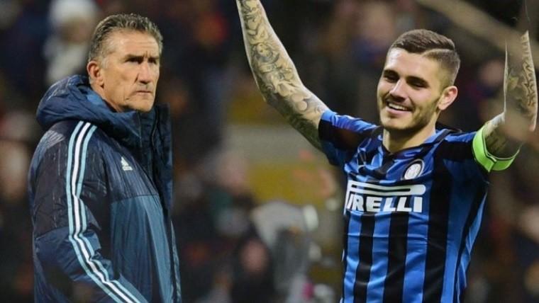 Bauza fue contundente y dijo lo que Mauro Icardi no quería escuchar