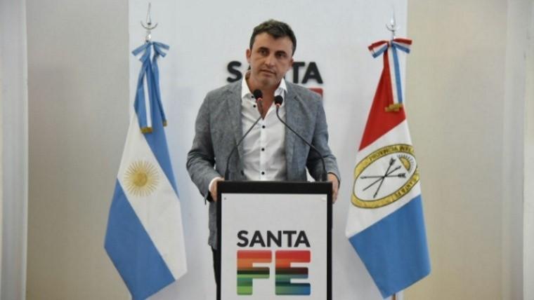 El nuevo presidente del Aeropuerto de Rosario, Matías Galíndez, frente al desafío de mejorar las precarias condiciones de la aeroestación.
