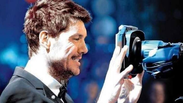 """""""Este año también vamos a darle una oportunidad en el Bailando a un Hombre que No sea Famoso!"""", escribió Marcelo en su Facebook."""