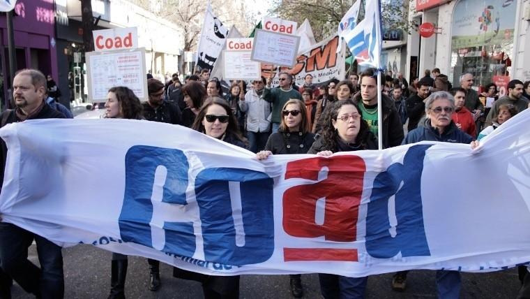 Los docentes de Coad realizarán huelga en reclamo de aumento salarial.