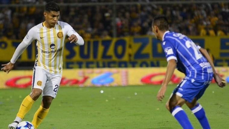 Central le ganó a Quilmes en el inicio de la fecha