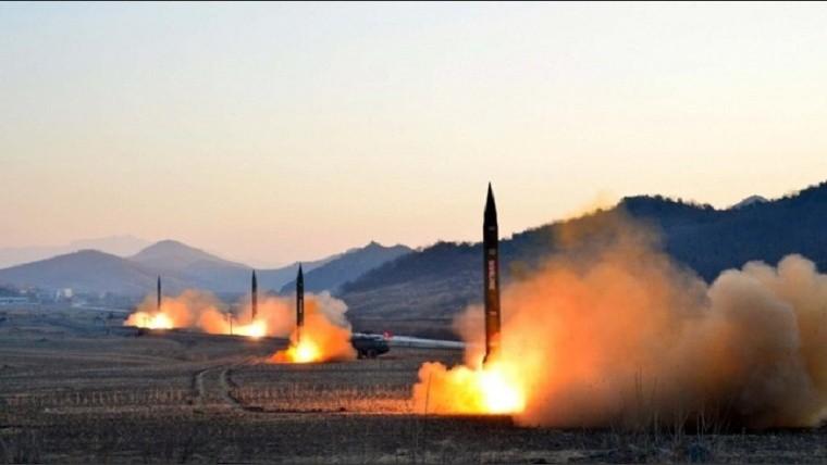 Tensión: Viene otra guerra entre EU y Corea del Norte