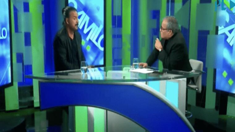 Ricardo Arjona enfurece y abandona entrevista