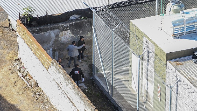 Se fugaron 10 internos de la comisaría 5ª — Rosario
