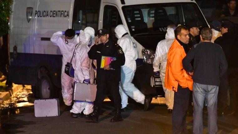 Encuentran el cuerpo de una joven descuartizada en José León Suárez