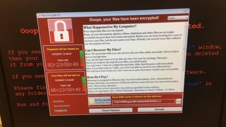 Un ciberataque masivo afectó a 74 países con 45.000 hackeos