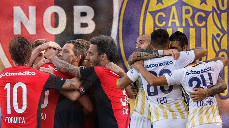 Con incidentes sobre el final, Central le ganó a Newell's de visitante