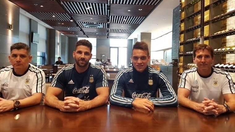Argentina debuta en el clásico