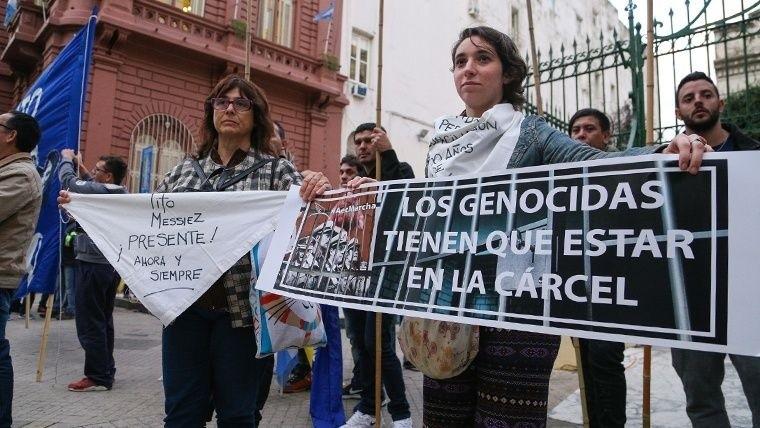 Le negaron el 2x1 al apropiador de Victoria Donda — Revés para genocida