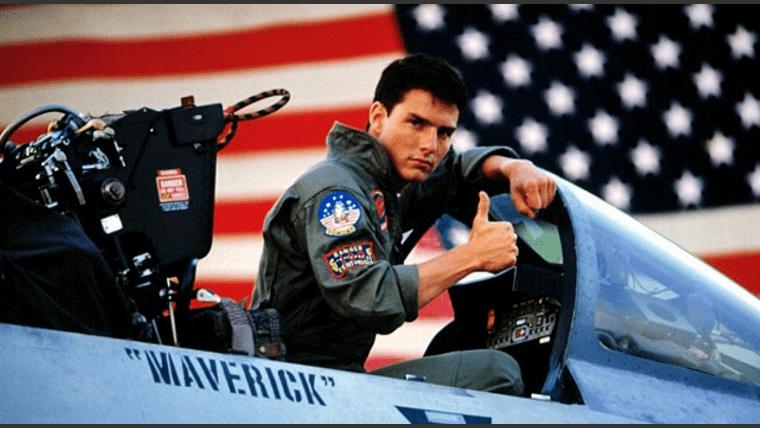 Tom Cruise anunció la segunda parte de Top Gun