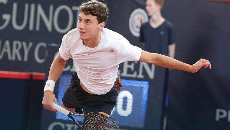 Zeballos y Schwartzman están en tercera ronda — Roland Garros