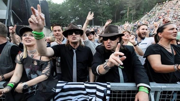Suspenden un festival de rock en Alemania por una amenaza terrorista