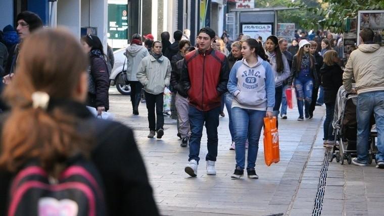 Cayeron las ventas en los comercios minoristas