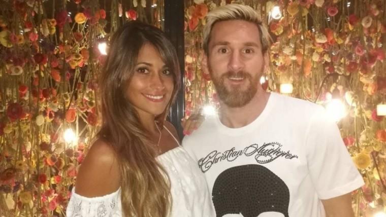 Confirmado: Messi y Antonella Roccuzzo se casarán el 30 de junio