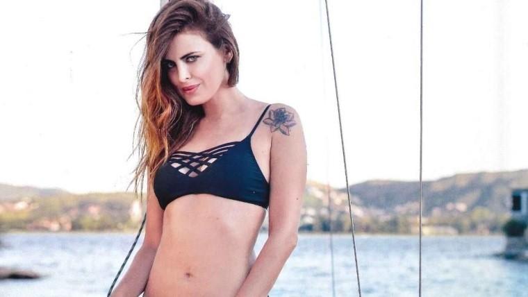 Menú variado: Silvina Luna confesó que también salió con Pico Mónaco