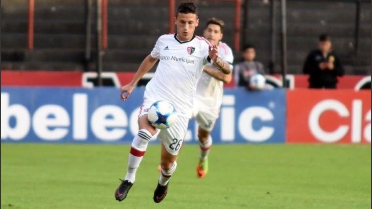 Lanús logró un agónico empate ante Newell s en Rosario