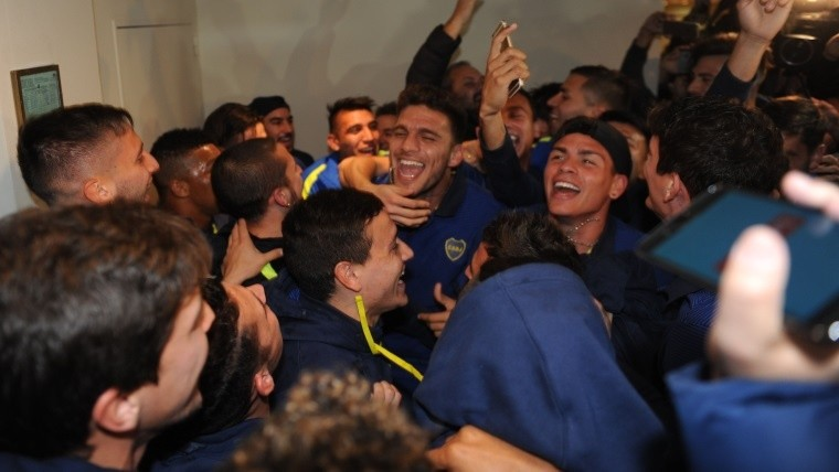 Perdió Banfield y Boca se consagró campeón del fútbol argentino