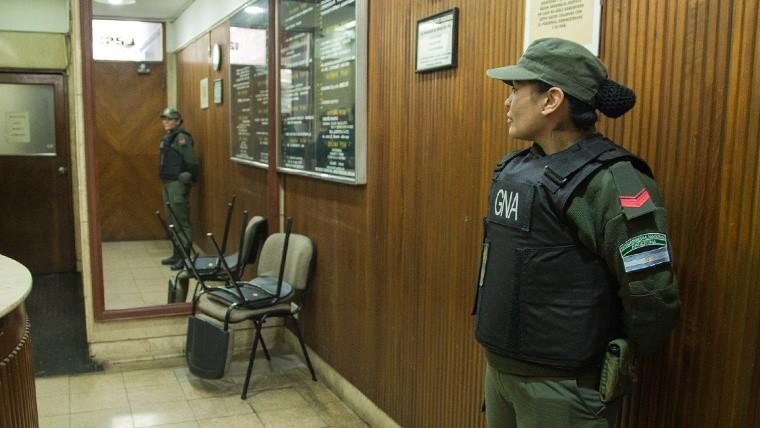 Allanamientos de Afip y Gendarmería por evasión fiscal — Rosario