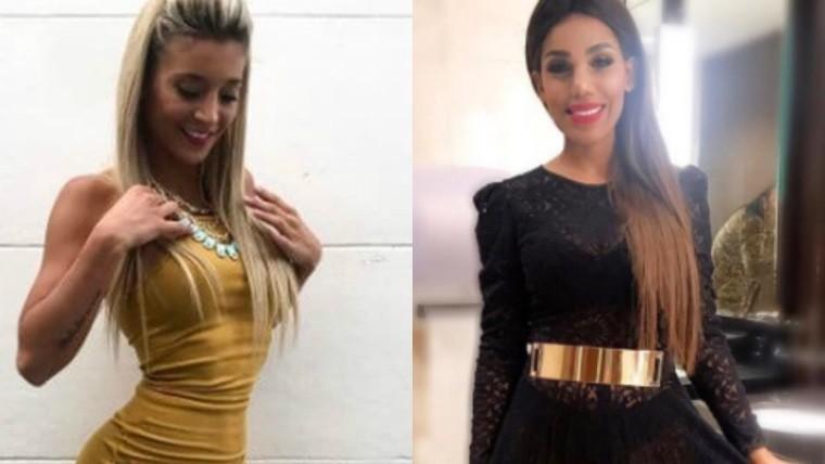 Mimi y Sol Pérez se dijeron de todo — Escándalo en puerta
