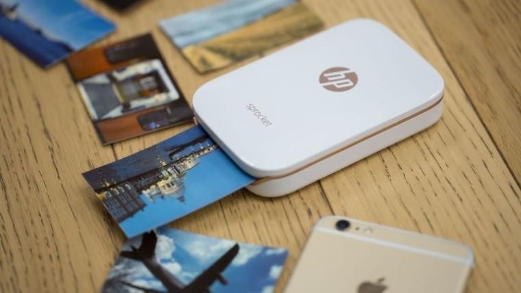 e8cd246589f HP lanzó Sprocket, la impresora para celulares – DiarioVictoria.com.ar